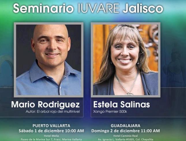 Seminario Iuvare Jalisco