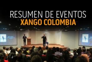 Resumen de eventos en Medellín, Bogotá y Cartagena